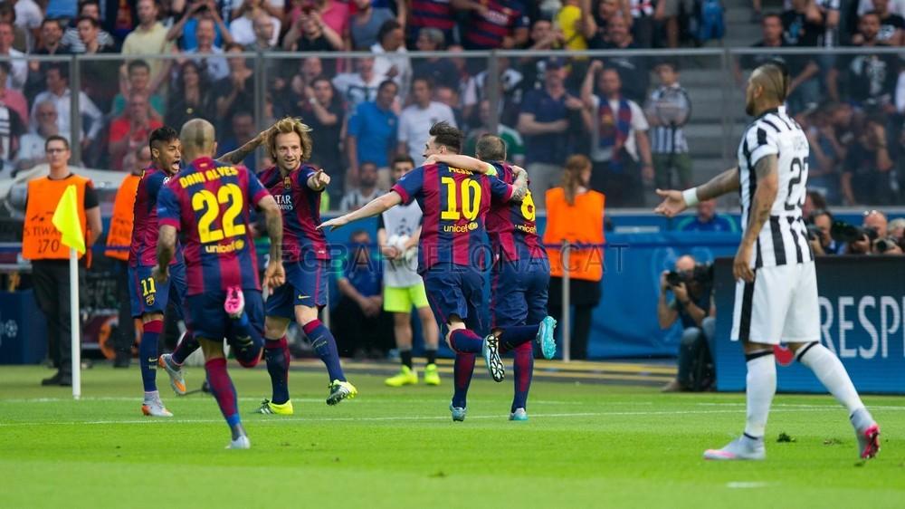 Барселона история